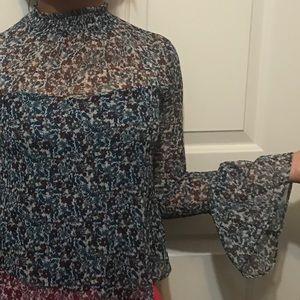 Chic blouse 👚 🧡